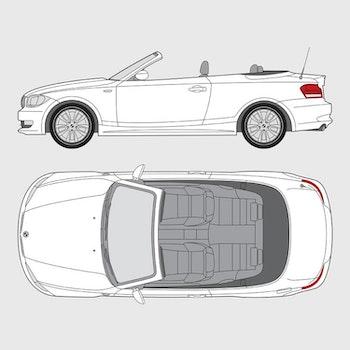 BMW 1 Serie Cab