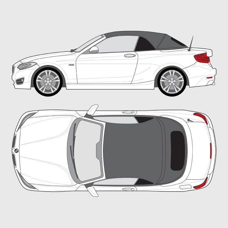 BMW 2 Serie Cab F23 2014-2016