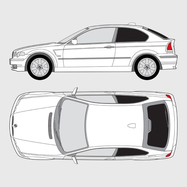 BMW 3 Serie Compact E46 2000-2006