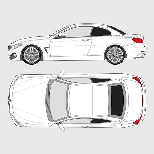 BMW 4 Serie Cab