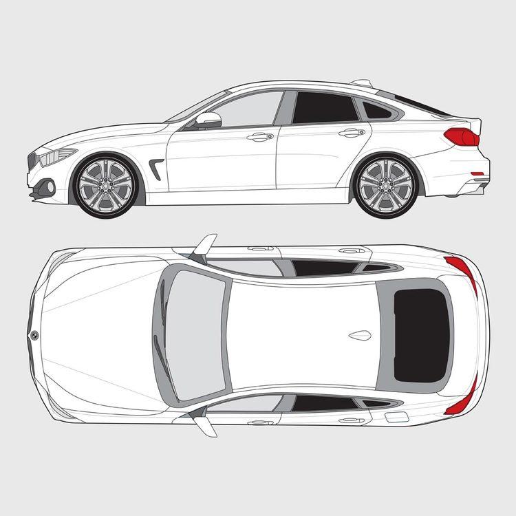 BMW 4 Serie GT F36 2014-