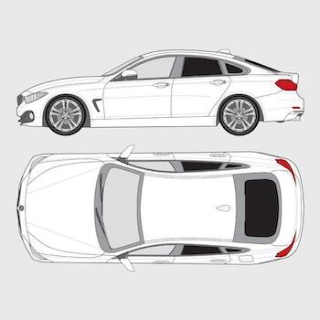 BMW 4 Serie GT