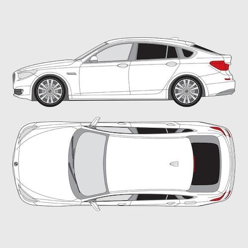 BMW 5 Serie GT
