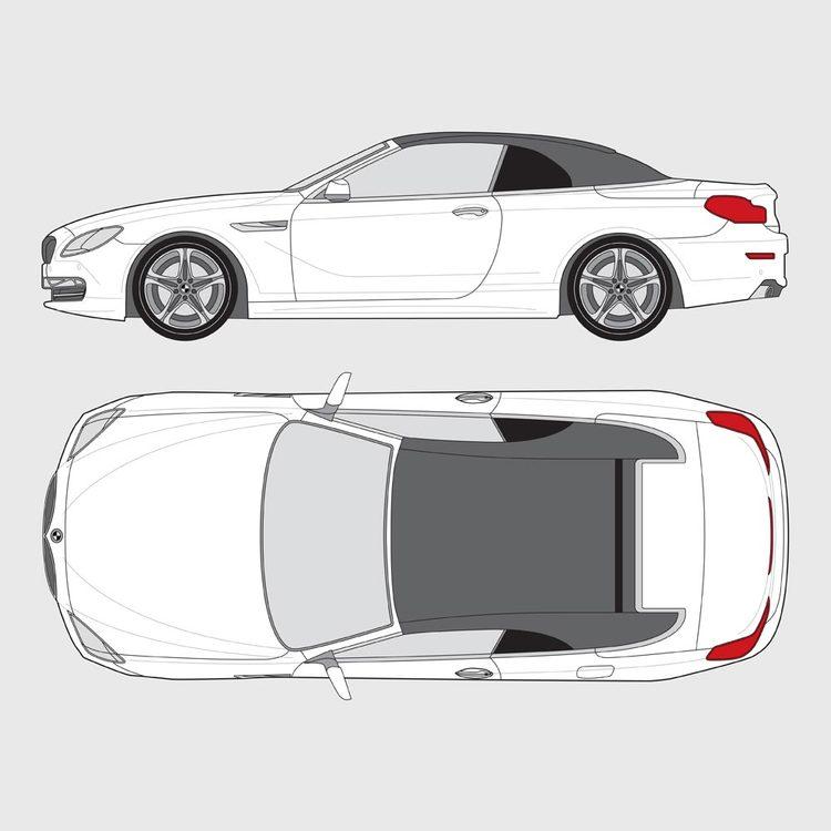 BMW 6 Serie Cab E64 2011-2014