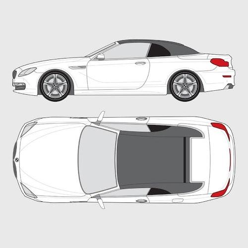 BMW 6 Serie Cab