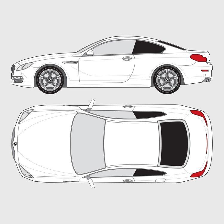 BMW 6 Serie Coupe E63 2011-2016