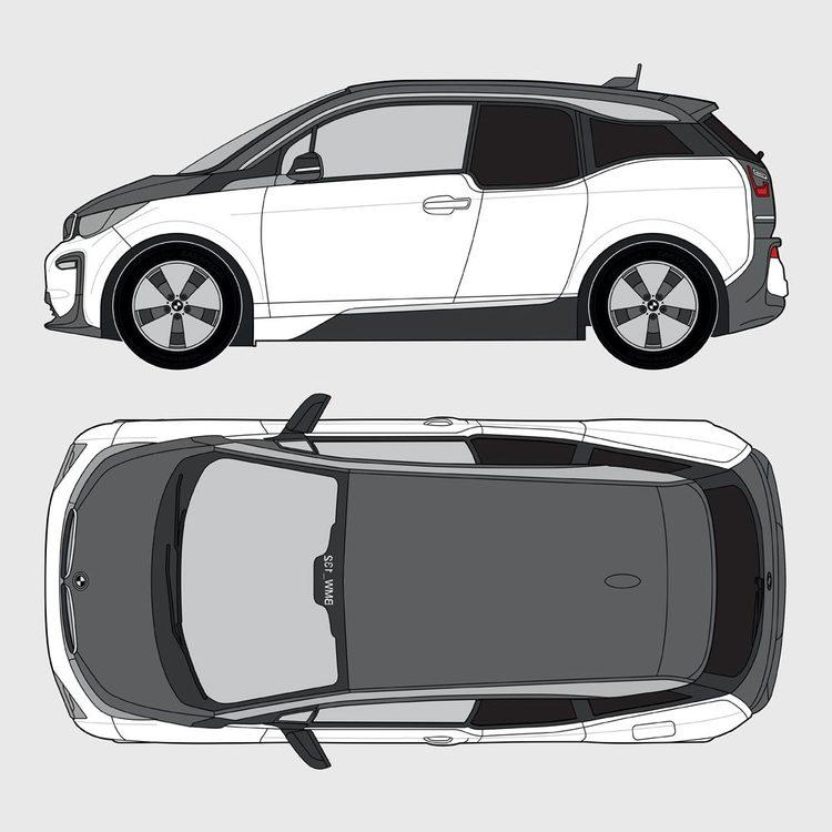 BMW i3 i01 2014-