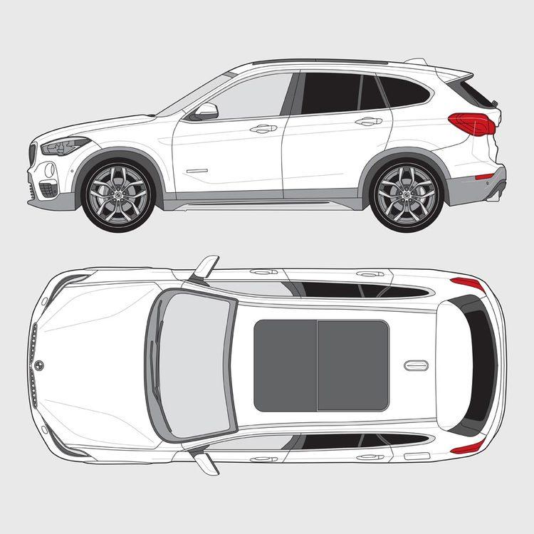 BMW X1 E89 2015-