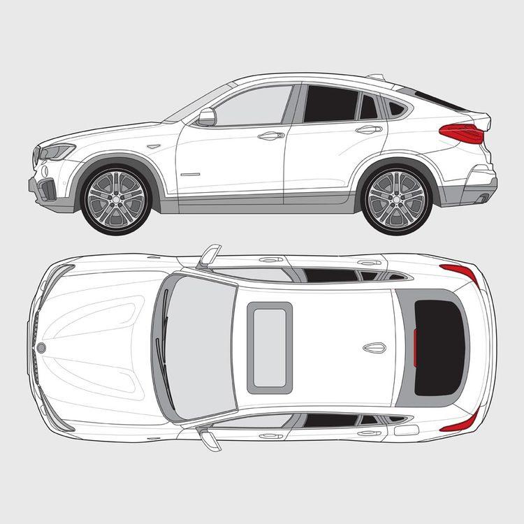 BMW X4 F26 2014-2017