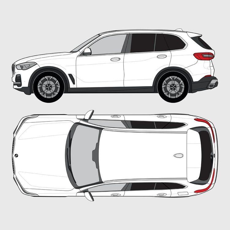 BMW X5 G05 2018-
