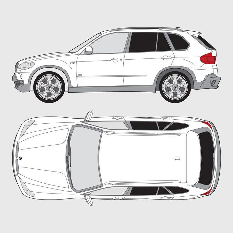 BMW X5 E70 2006-2013
