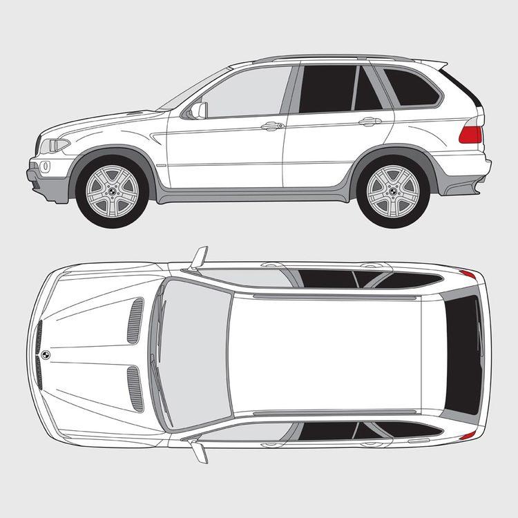 BMW X5 E53 2000-2005