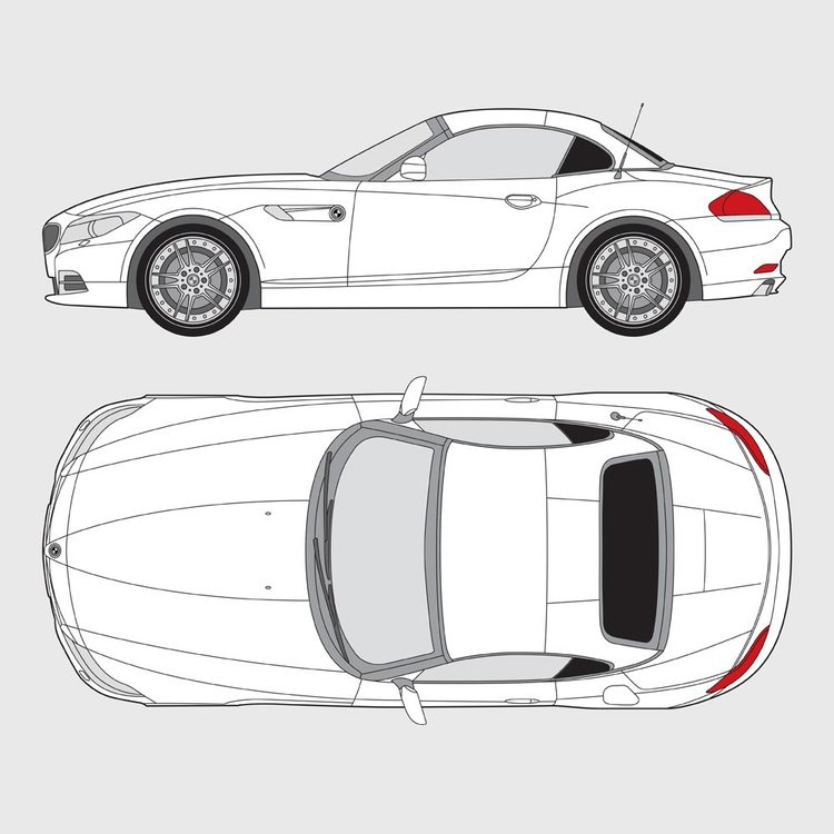 BMW Z4 Coupe E89 2009-2017