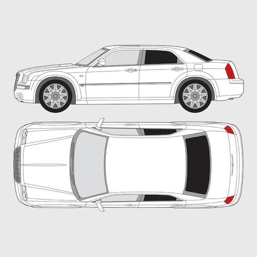 Chrysler 300C 4-dörrar
