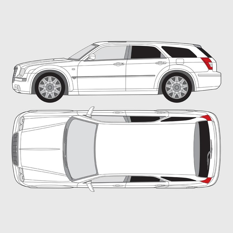 Chrysler 300C kombi 2004-2010