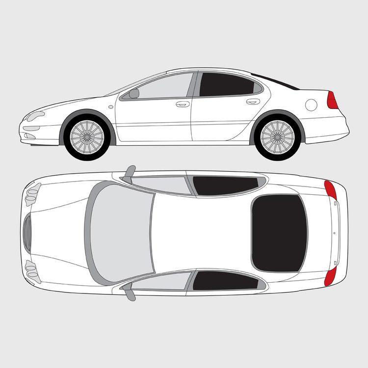 Chrysler 300M 1999-2004