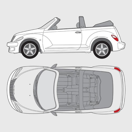 Chrysler PT Cruiser Cab