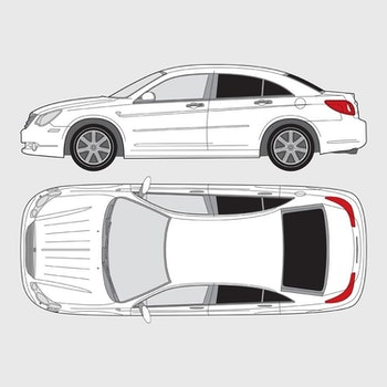 Chrysler Sebring 4-dörrar