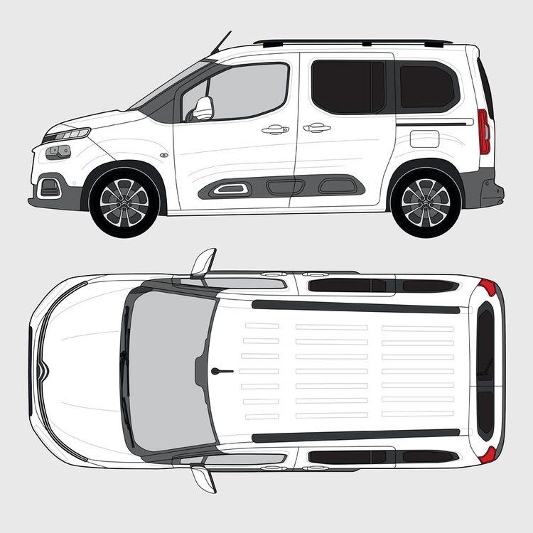 Citroën Berlingo Family 2018-