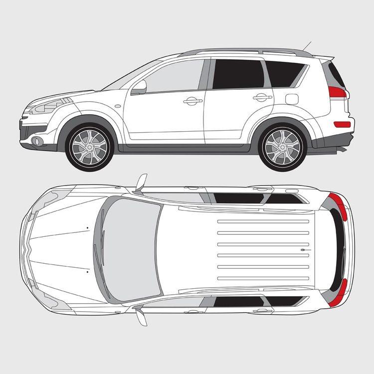 Citroën C Crosser 2007-2013