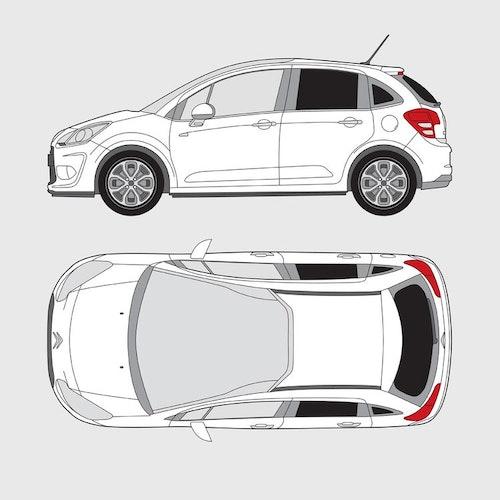 Citroën C3 5-dörrar