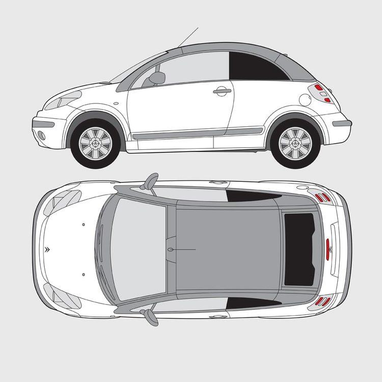 Citroën C3 Pluriel 2003-