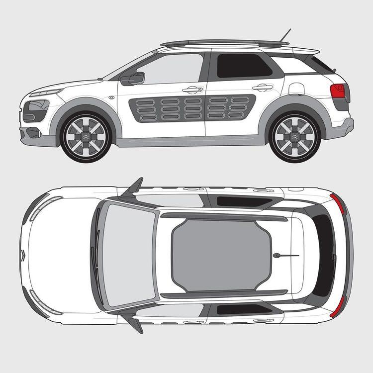 Citroën C4 Cactus 2014-