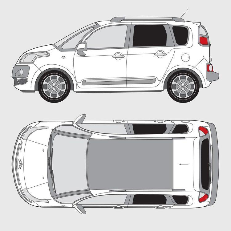 Citroën C4 Picasso 2009-2016