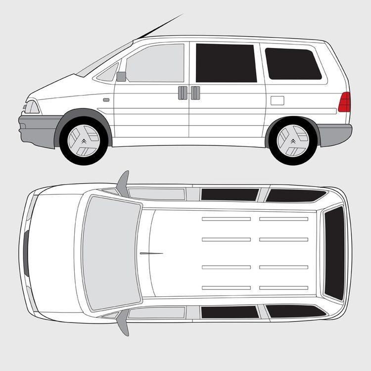 Citroën Evasion 1994-2002