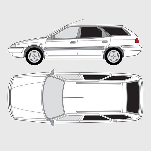 Citroën Xantia kombi