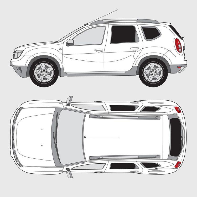 Dacia Duster 2010-2017