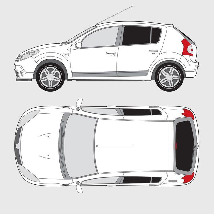 Dacia Sandero 2008-2013