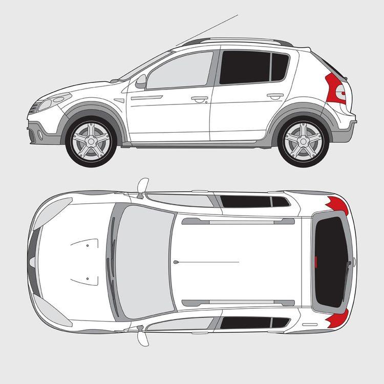Dacia Sandero Stepway 2008-2013