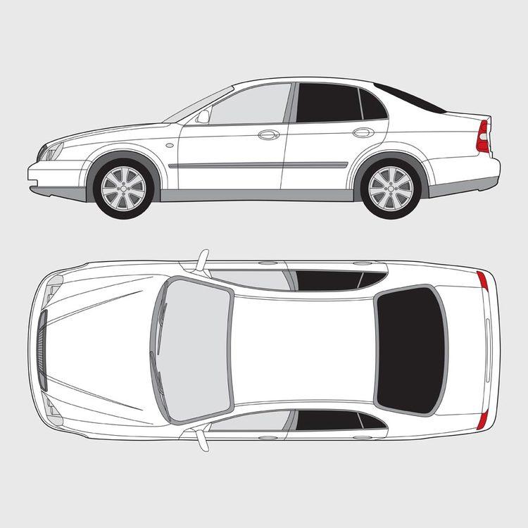 Daewoo Evanda 2003-2010