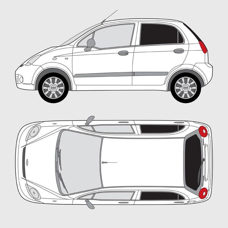 Daewoo Matiz 2010-