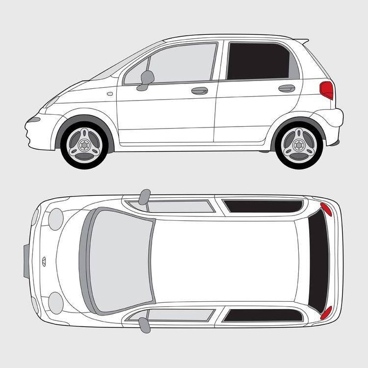 Daewoo Matiz 1999-2004