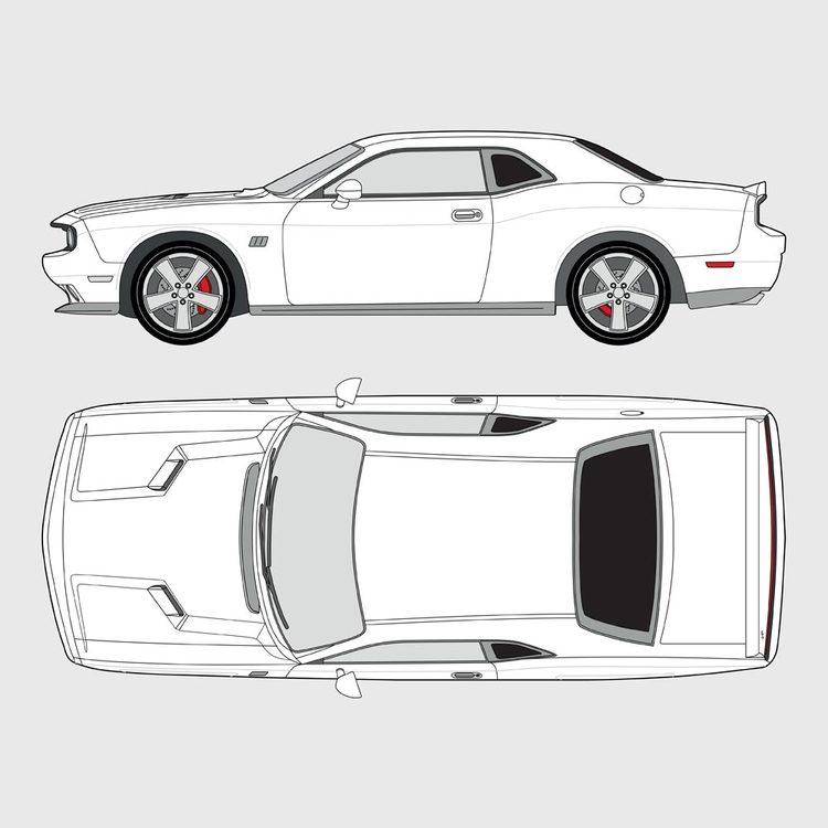 Dodge Challenger 2008-2018