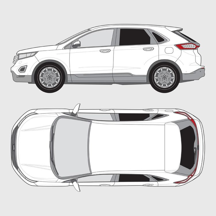 Ford Edge 2015-