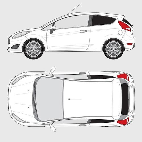 Ford Fiesta 3-dörrar