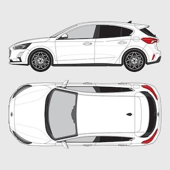 Ford Focus 5-dörrar