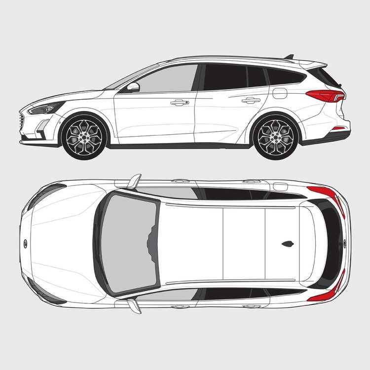 Ford Focus kombi 2019-