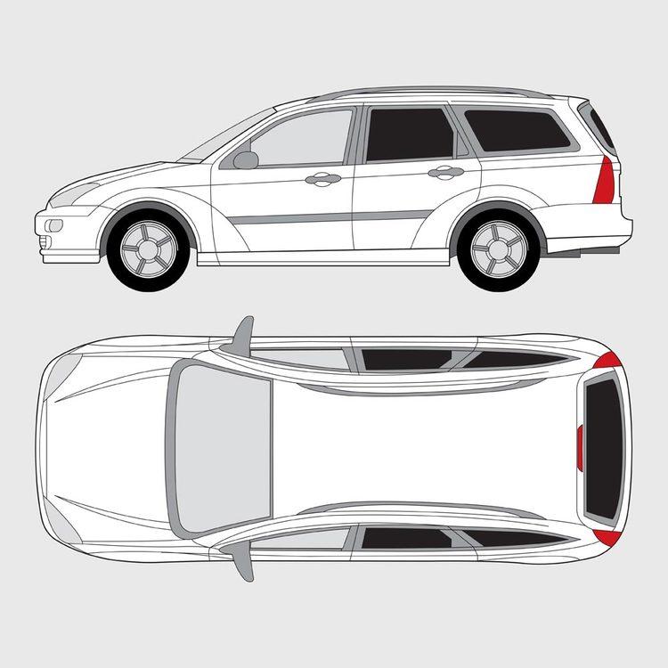 Ford Focus kombi 1998-2005