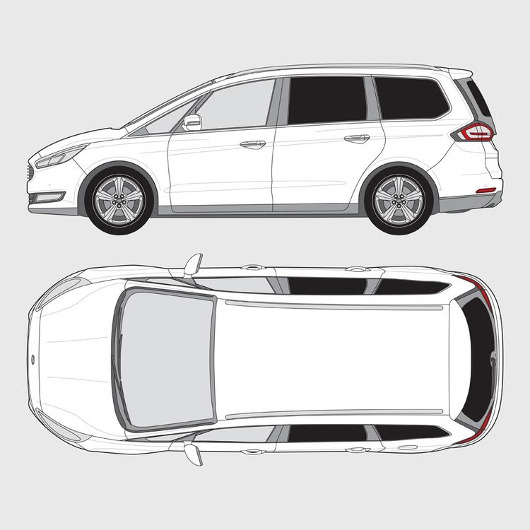 Ford Galaxy 2015-