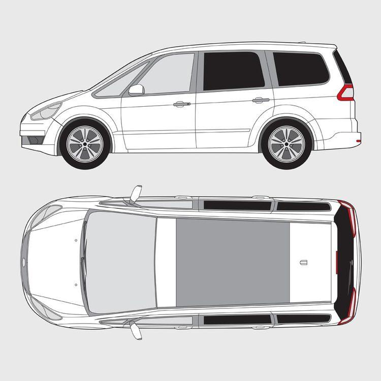 Ford Galaxy 2005-2015