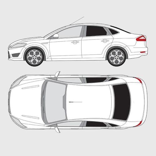 Ford Mondeo 4-dörrar