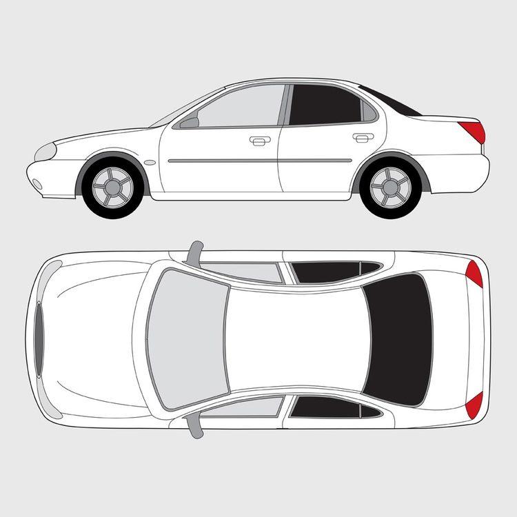 Ford Mondeo 4-dörrar 1993-2000
