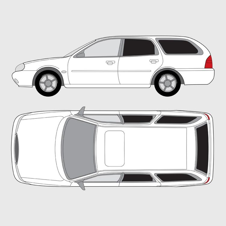 Ford Mondeo kombi 1993-2000