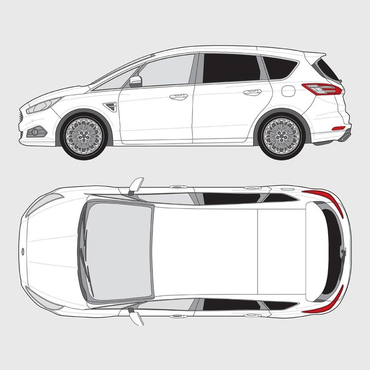 Ford S-Max 2015-