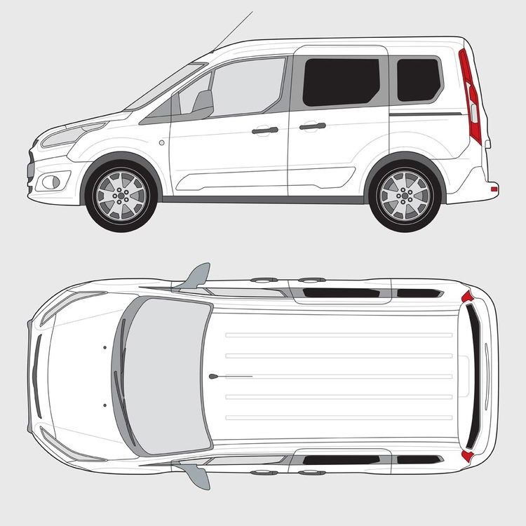 Ford Transit Connect 2013-