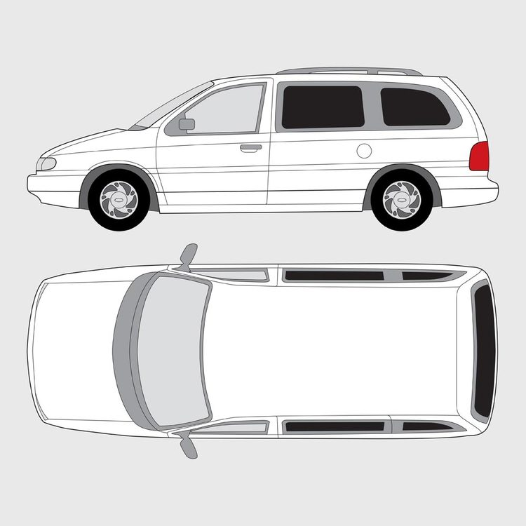 Ford Windstar 1996-2003